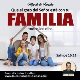 El poder de estar presente en la familia