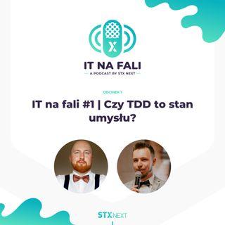 IT na fali #1 | Czy TDD to stan umysłu?