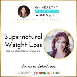 S03 E006: Supernatural Weight Loss