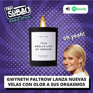 Gwyneth Paltrow lanza una nueva línea de velas con olor a sus orgasmos