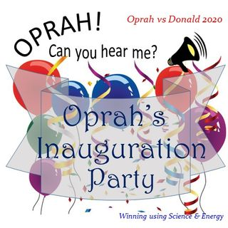 Oprah - Can You Hear Me - 39 - Oprah's Inauguration Party