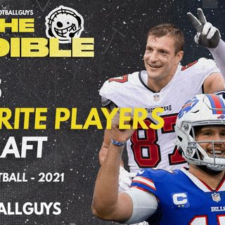 TOP 5 FAVORITE PLAYERS TO DRAFT - Fantasy Football 2021