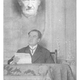 La sensitividad de Darío en su última producción literaria narrada a don Abraham Tellería