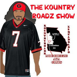 The Kountry Roadz Show: Musiq Soulchild Mix