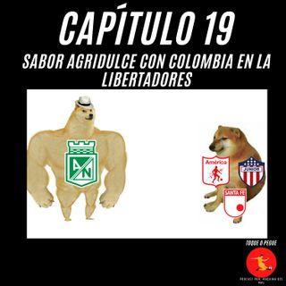 Capítulo 19: Sabor Agridulce con Colombia en la Libertadores
