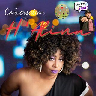 A Conversation With H'Atina