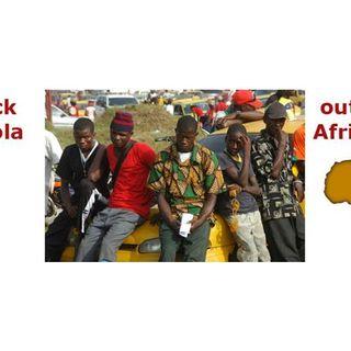 Jenny Hatch Radio Show - Musician and Activist Putu updates about #Ebola