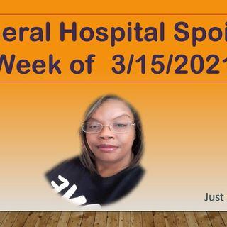 General Hospital Spoilers - Week of 3-15-21