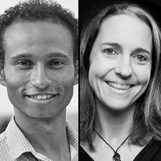 Yoseph Ayele & Alina Siegfried – Tackling global challenges from NZ