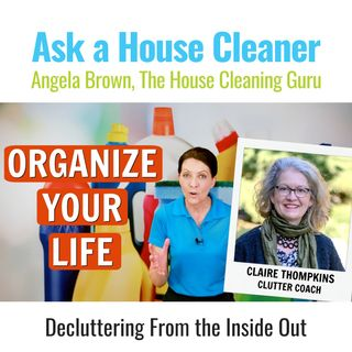 Organize Your Life with Claire Tompkins