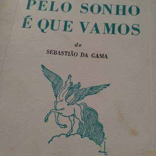 """""""Anunciação"""" em """"Pelo sonho é que vamos"""" - Sebastião Da Gama"""