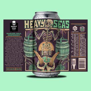 Ep. 61 - Hugh Sisson of Heavy Seas Beer
