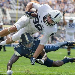 The Nitwits: Penn State-Pitt