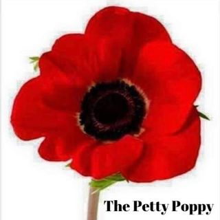 RAW~ The Petty Poppy