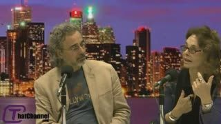 Richard Dolan and Linda Moulton-Howe on UFOs and Alien Theories