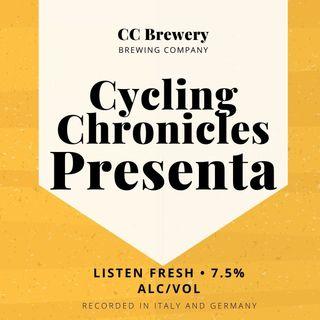 Cycling Chronicles Presenta