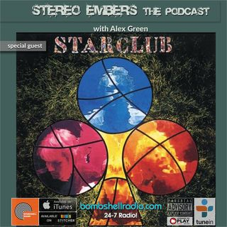 Stereo Embers The Podcast : Owen Vyse (Echo and the Bunnymen, Starclub)