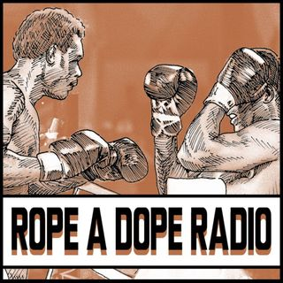 Rope A Dope Radio: Ruiz-Joshua 2 in Saudi? Vergil Ortiz Jr Shines! Where's Dillian Whyte's B Sample?