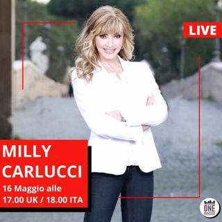 "Milly Carlucci: ""Londra è la mia seconda città da quasi vent'anni"""