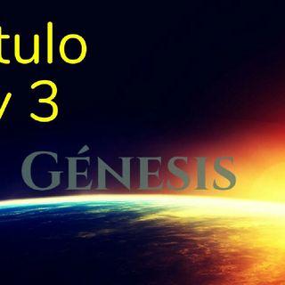 Génesis Capítulo 1-2 Y 3 Reina Valera 1960