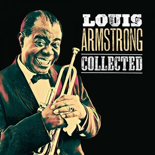"2x34 - Louis Armstrong ""Collected"""