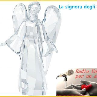 AUDIO FAVOLA: La signora degli Angeli di DORA MILLACI
