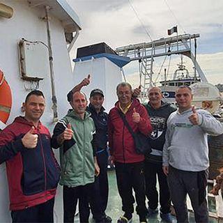 Retroscena della liberazione dei pescatori