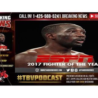ESPN Fighter of the Year Award 2017 Review-Terence Crawford the Obvious Choice?