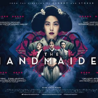 """We Need To Talk About """"THE HANDMAIDEN"""" (BFI Talk)"""