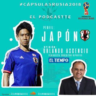 3 Capitulo| Perfil: Selección de Japón en #CápsulasRusia2018