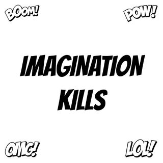 Imagination kills - With Special Guest : Birdman