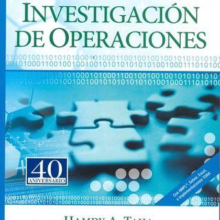 ¿Porque Estudiar Investigación De Operaciones?