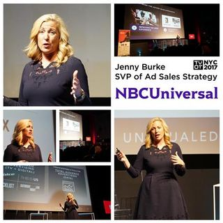 Radio ITVT: Keynote by Jenny Burke, SVP of Ad Sales Strategy at NBCUniversal