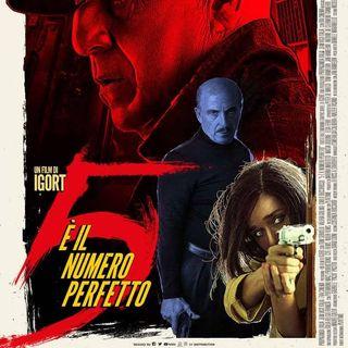 """Diari di Cineclub """" 5 è il numero perfetto"""" recensione di Maria Rosaria Capozzi"""