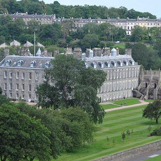 19 - Holyrood Palace, il Palazzo Reale della Scozia indipendente