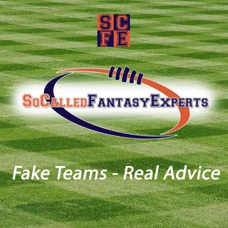 SCFE Fantasy Football Podcast: Looking To The Future with Rookies!
