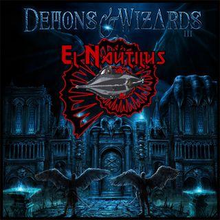 """Nautilus Especial Demons & Wizards """"III"""""""