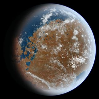 How Long Was Mars Wet?