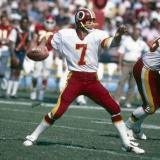 TGTN NFL Legends: Guest Joe Theismann discusses the Conference Championship games