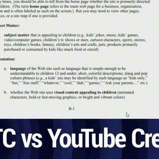 Youtube Creators: The FTC Is Coming to Get You! | TWiT Bits
