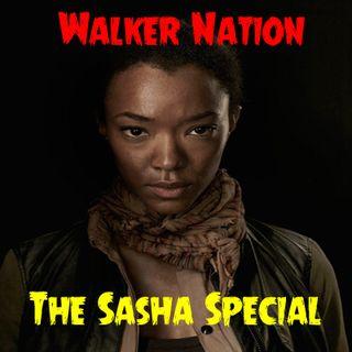 "Ep 142 ""The Sasha Special"" TWD"