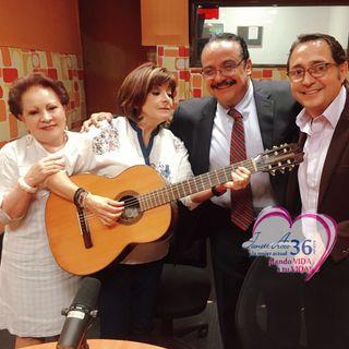 Homenaje al reconocido compositor oaxaqueño Álvaro Carrillo. 3/05/19