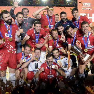 Da Radio Dolomiti: ultimi punti Finale Mondiale per Club 2018 - Trento-Civitanova 3-1 a Czestochowa
