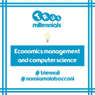 Bocconi-economics management and computer science