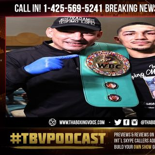 ☎️Teofimo Lopez Sr., Live Gervonta Davis REALLY 😱 Scared❓Who's NEXT❓