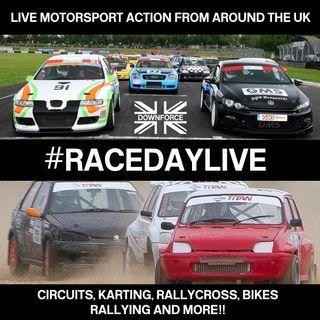 #RaceDayLive