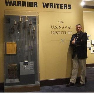 Episode 298: Warrior Writers Exhibit at the Naval Academy Museum