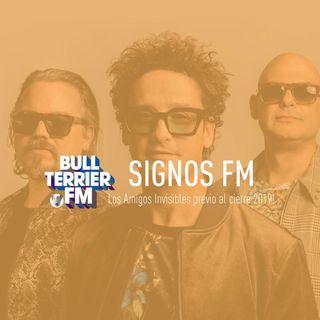 SignosFM #665 Los Amigos Invisibles previo al cierre 2019!
