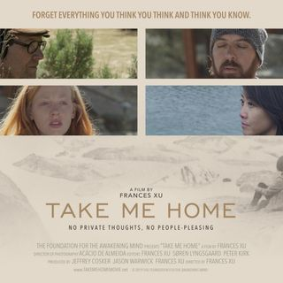 "Sesión de cine del Retiro La Luz en Ti con David Hoffmeister y Frances Xu / Movie Session ""Take Me Home"""