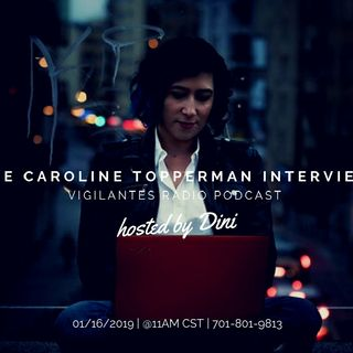 The Caroline Topperman Interview.